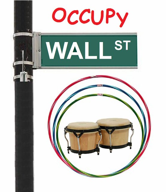 Occupy Wall Street: Weapons of Mass Distraction