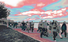 Walking to Remember Asbestos Victims (Asbestorama) Tags: remember rally protest cancer valley sarnia victims chemical asbestos mesothelioma