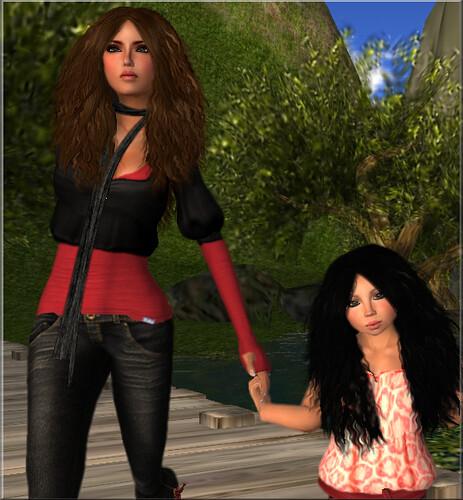 Lolita & Pey Oleander