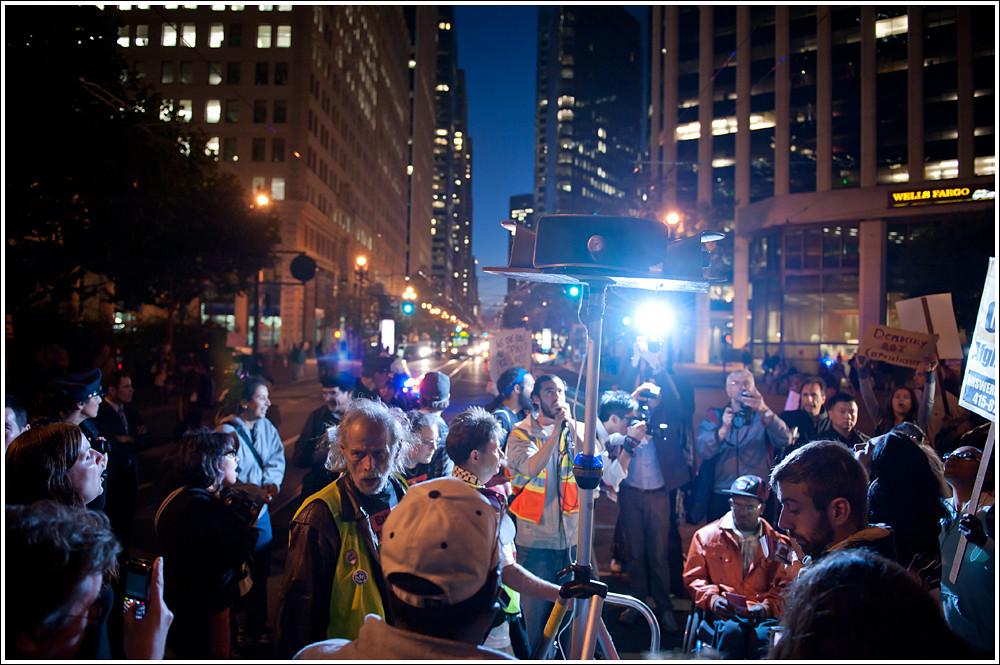 280 of 365 - Hyatt Protest.