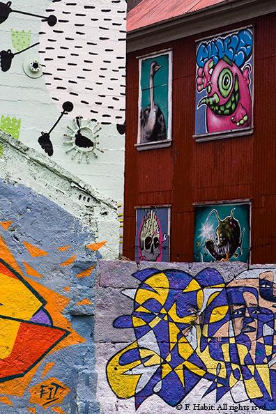 Graffiti Park, Reykjavik