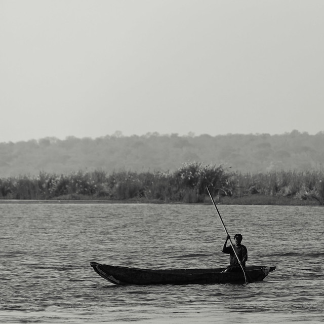 Mokoro on the Zambezi