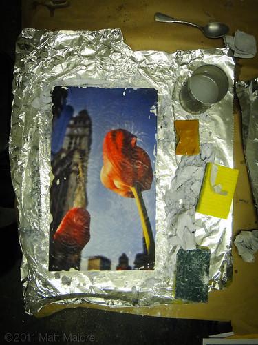 Step 10: Final encaustic photo