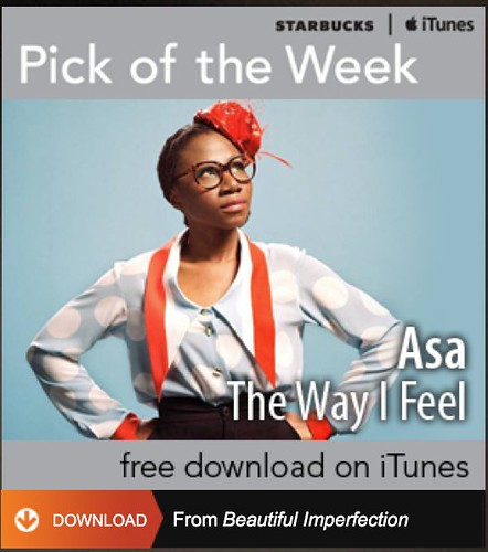 Starbucks iTunes Pick of the Week - Asa - The Way I Feel