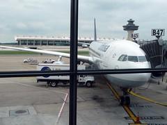 Lufthansa Airbus A330-343X IAD-MUC