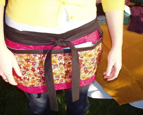 new apron!