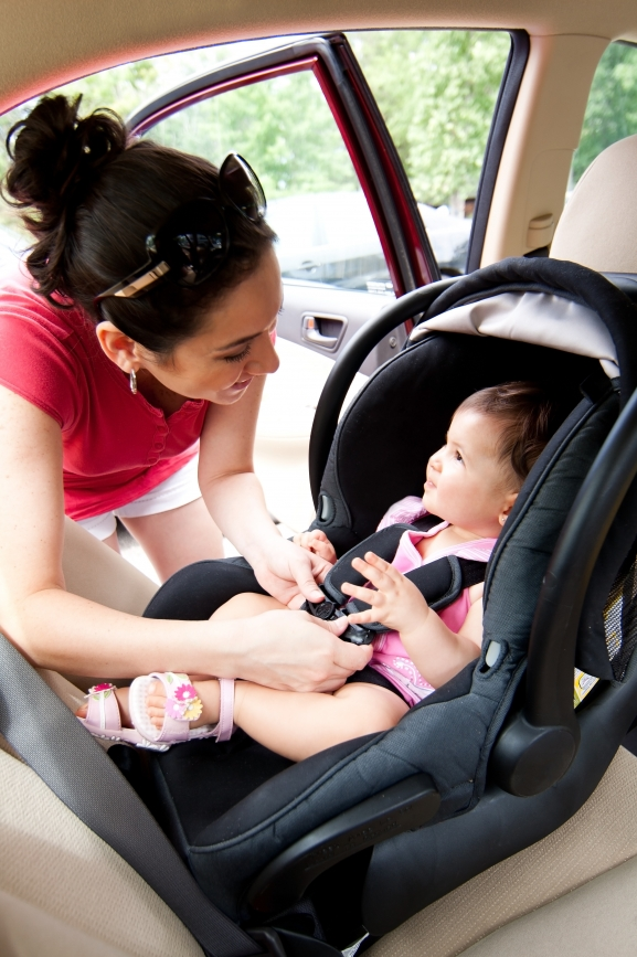 Common Car Seat Misuses and Tips