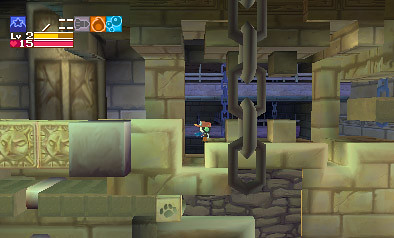 Cave Story 3DS - Sandzone 16