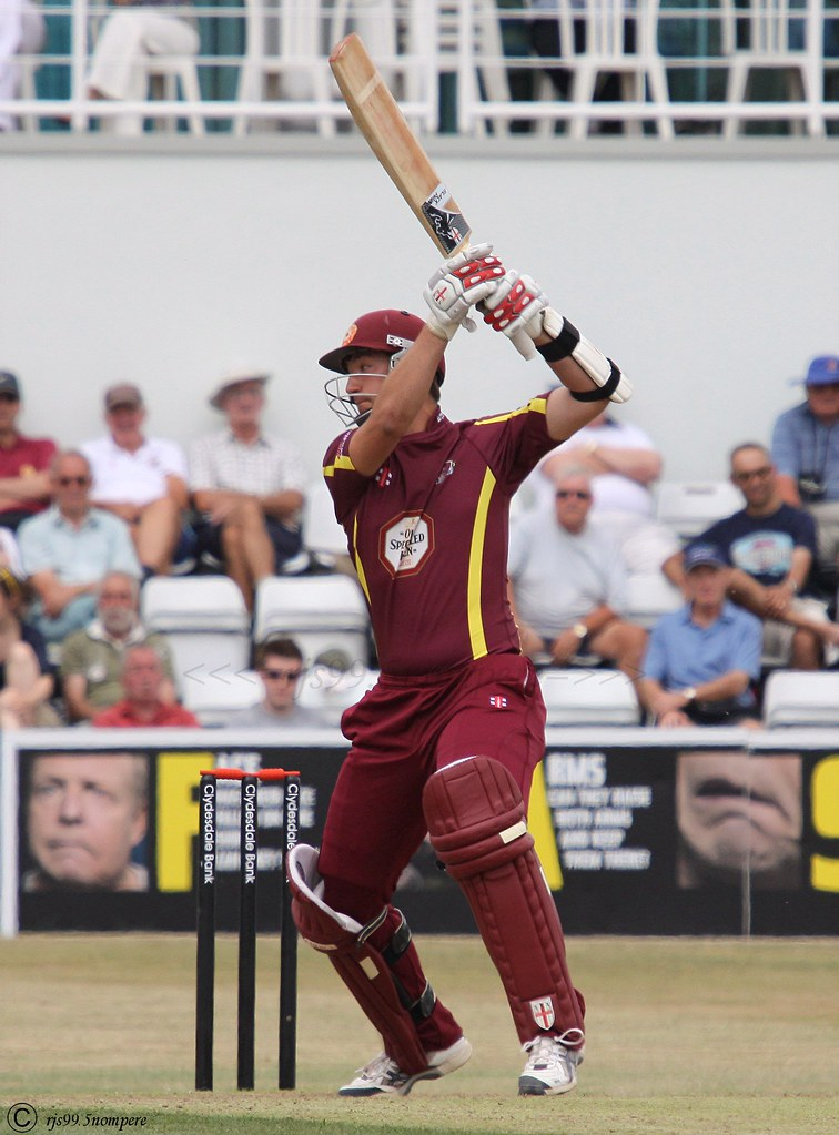 David Murphy, Northants CCC