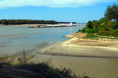 Mississippi River Memphis -Zero Stage 10-13-2011 (10) by joespake