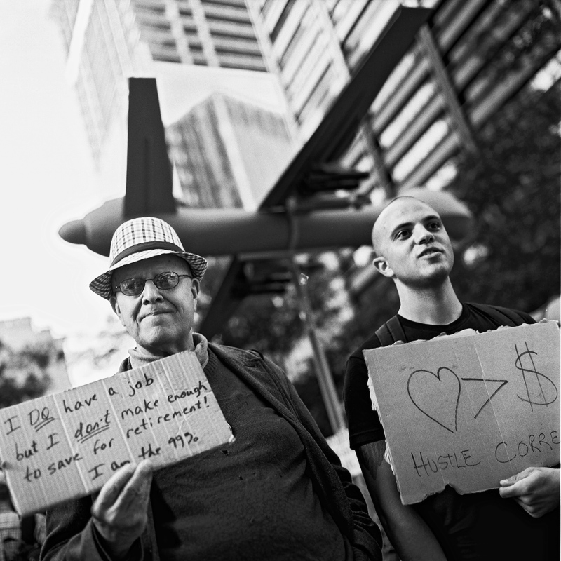 NYC - Occupy Wall Street