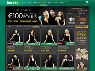 Bet365 Casino Review Play Live Casinos Tv