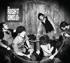 The Right Ons - Look Inside, Now! (2FER008CD)