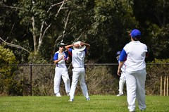 Cricket - Sport Photography by Vladimir D Ivanovic (PhotoArt Gallery VIDIM) Tags: blue girls friends summer sky white milan green boys public field grass weather birds sport club clouds portraits ball landscape photography parents togetherness daylight moving teams nikon moments joy memories helmet bat australia melbourne competition running games victoria trainers cricket falling grandparents impact bowling passion junior sharing catch match pitch relatives suburbs vlade midair bags players spectators mates bowler seam result mcc stumps breaks coaches scoring opposition referees wickets wicketkeeper fielder mccc dushan duan photoartvlade