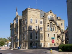 Wapello County Courthouse (Ottumwa, Iowa) (missouritrekker) Tags: iowa courthouse 1890s 1891 nationalregister sacandfox ottumwa nrhp countycourthouses chiefwapello wapellocounty uscciawapello