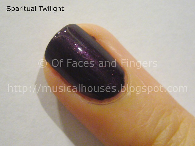 sparitual twilight twinkle collection