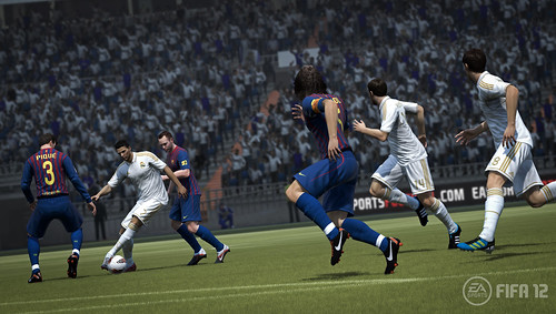 FIFA 12: Real Madrid (PS3)