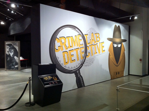 Crime Lab Detective [HMNS at Sugar Land]