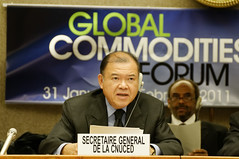 Global Commodities Forum 2011