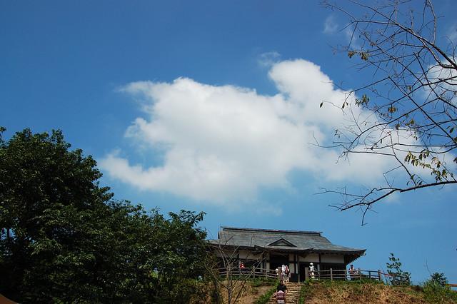 2011.09.10 台北 / 林口霧社街 / 武德殿