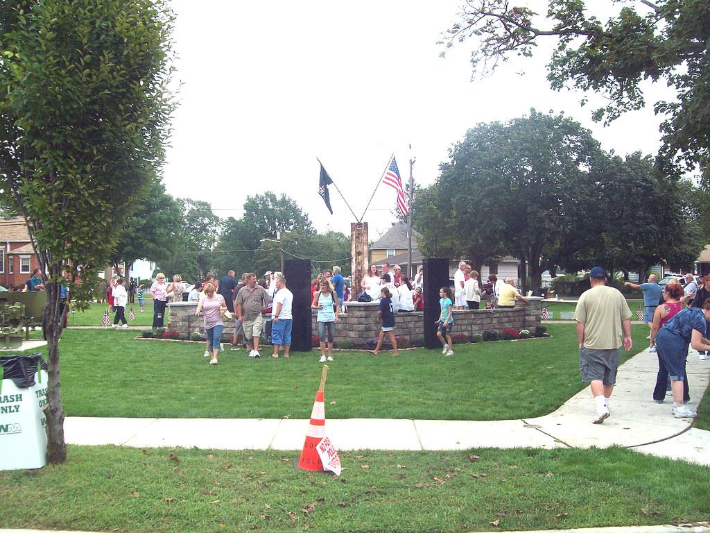 Brooklawn NJ 9 11 Memorial