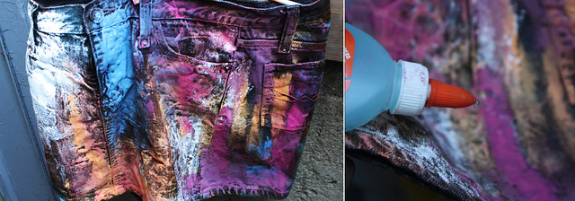 painting denim2Peaches