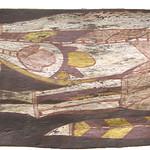 "<b>Kangaroo</b><br/> Lofty Nabadayal ""Kangaroo"" Painting, ca. 1950-1970 LFAC #2004:06:03<a href=""http://farm7.static.flickr.com/6159/6147156913_514f049990_o.jpg"" title=""High res"">∝</a>"