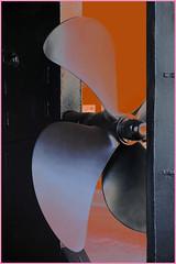 Particolare di motopeschereccio in avaria (Variazione cromatica) (giudiciluigi) Tags: sbt rivieradellepalme luxtop100