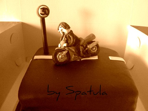 Motosiklet Pasta by Demetin spatulasi