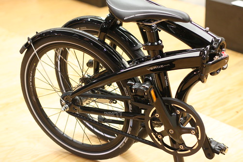 Tern folding bicycle
