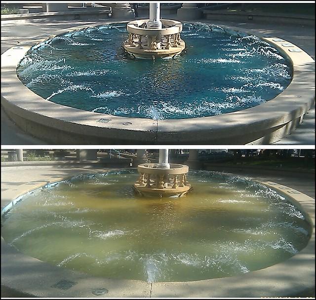 Fountain Colours