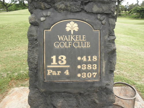 WAIKELE COUNTRY CLUB 192