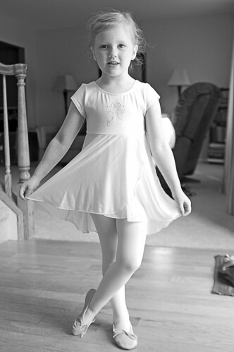 009 Abby first day of ballet b&e