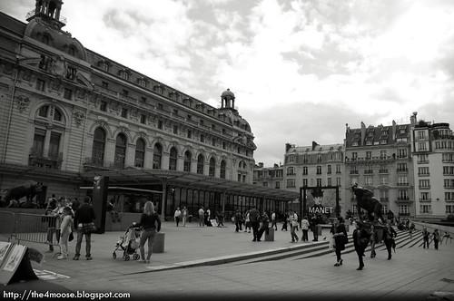 Musee d'Orsay - Facade