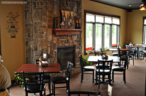 Dining Room at Meredee's Bistro ~ Chisago City, MN