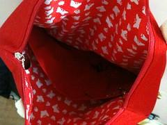 """foto.JPG (""""Feltro Flor"""") Tags: quilt patchwork bolsa bolsas aula molde tecido bordado costura necessaire"""
