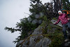 Plummer Peak (rain and all) (mackenzieruth) Tags: rain washington hiking climbing mtrainiernationalpark plummerpeak