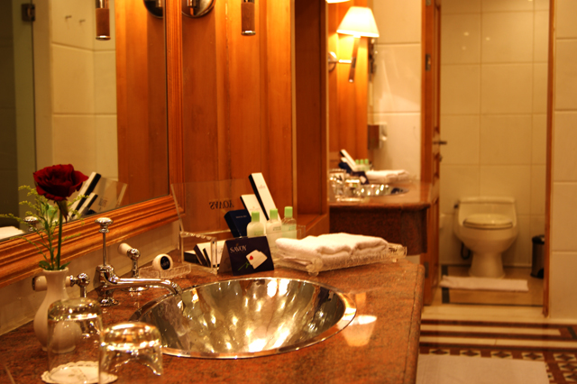 Luxurious Bathroms