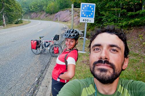 Entrada en España