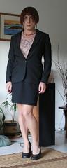 IMG_1412 (natasha wilson) Tags: underwear knickers cd bra tights skirt lingerie tranny transvestite crossdresser crossdress businesssuit ukangels angelflickr skirtsuit