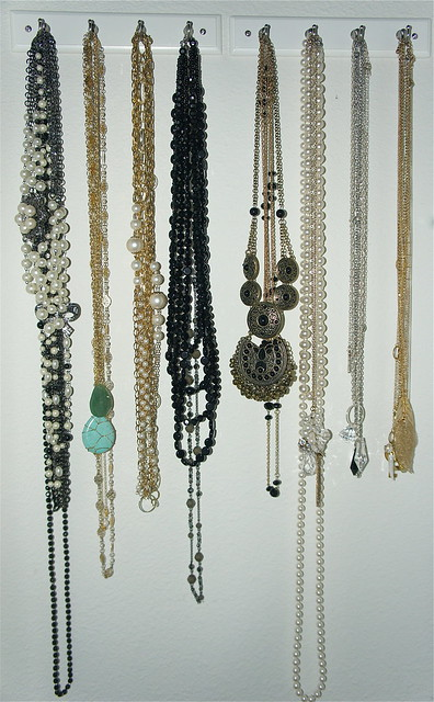Necklace organization