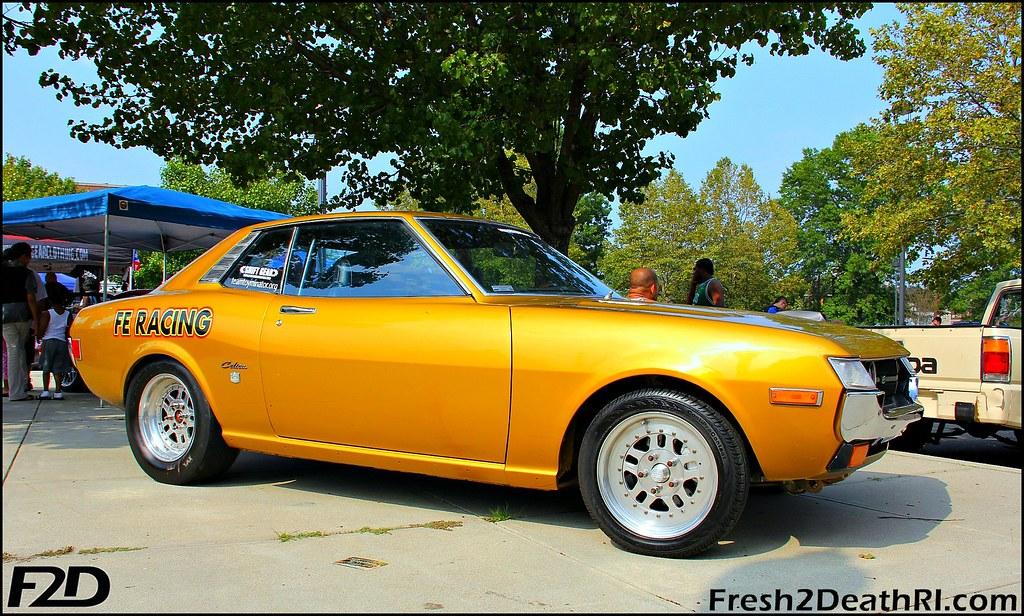 Fresh2DeathRI: Old School Toyota Car Show (New England) - Honda-Tech ...