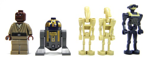 7868 Minifigs Front
