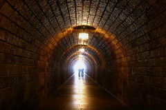 Light at the  end of  the tunnel (xiaomeisun (take a break from Flick from now)) Tags: travel light canon germany interestingness tunnel explore mygearandme mygearandmepremium mygearandmebronze mygearandmesilver mygearandmegold mygearandmeplatinum mygearandmediamond gearandmebronze xiaomeisun