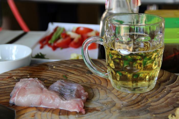 Yangshuo Beer Fish