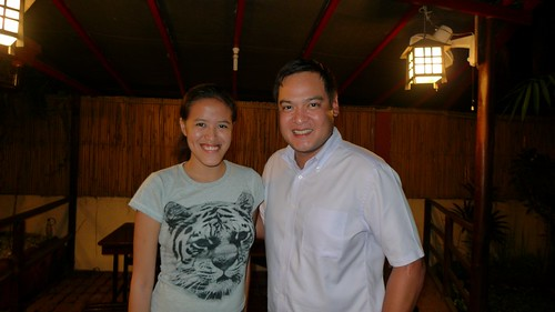 With Gov. Migs Dominguez