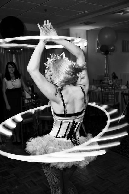 Robyn & Matt - Performance by Lolli Hoops