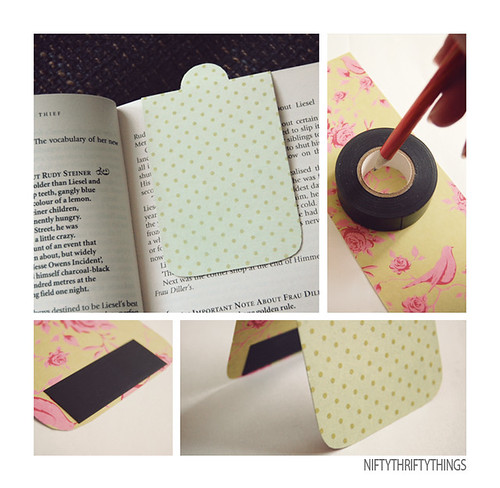 {magnet bookmark}