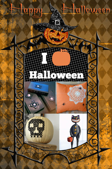 Funky Five: Halloween