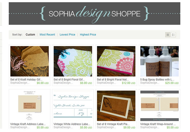 Sophia Design Shoppe